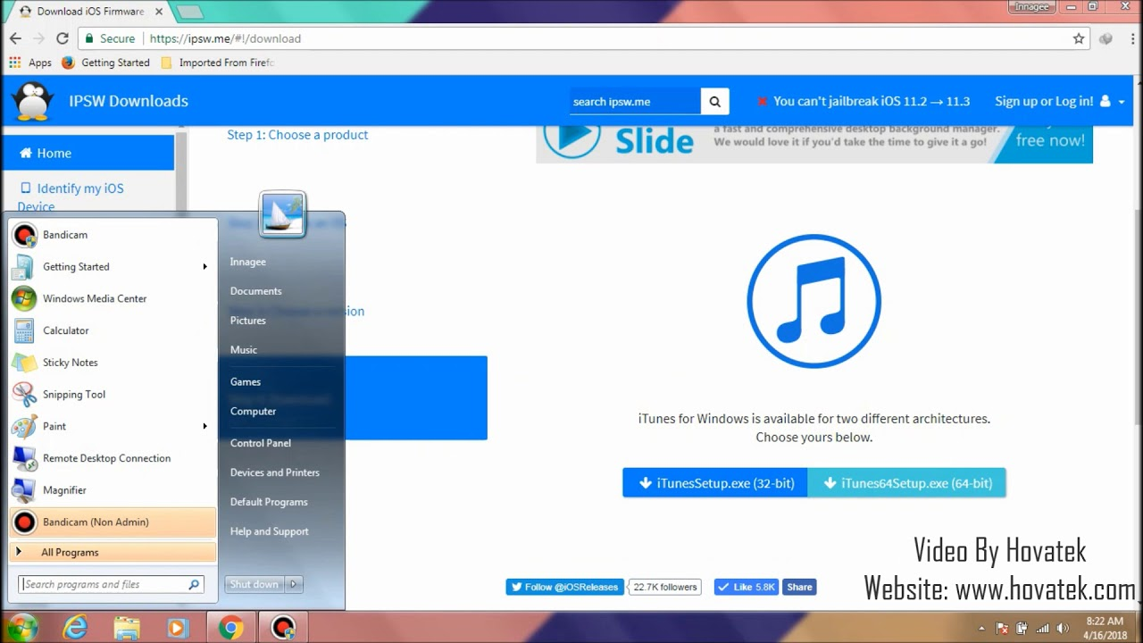 How to download and install iTunes on Windows