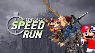 SPEEDRUN: Resumen de noticias Nintendo Direct - 1.11.2018