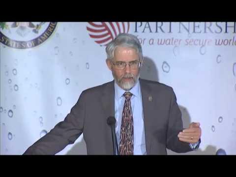 USTech H2.0: World Water Day - Director John Holdren, White House OSTP