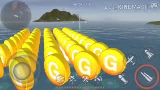 Cara Download Game Warship Battle MOD APK Mendapatkan Gold Gratis