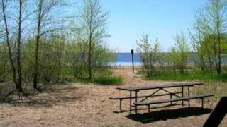 Buckhorn State Park Campṡites 1-19 - Necedah, Wisconsin