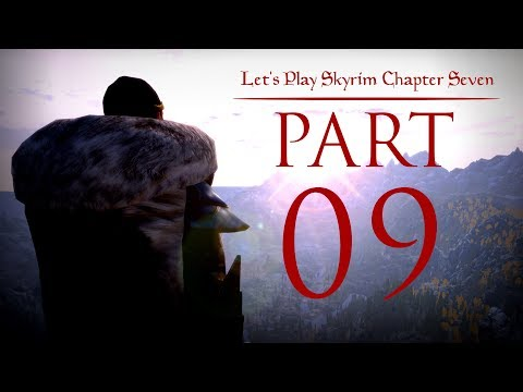 Let's Play Skyrim: Chapter Seven - 09 - Claudius & the Frame Rate Monster