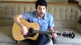 Dashboard Confessional - Stolen (Acoustic Cover)