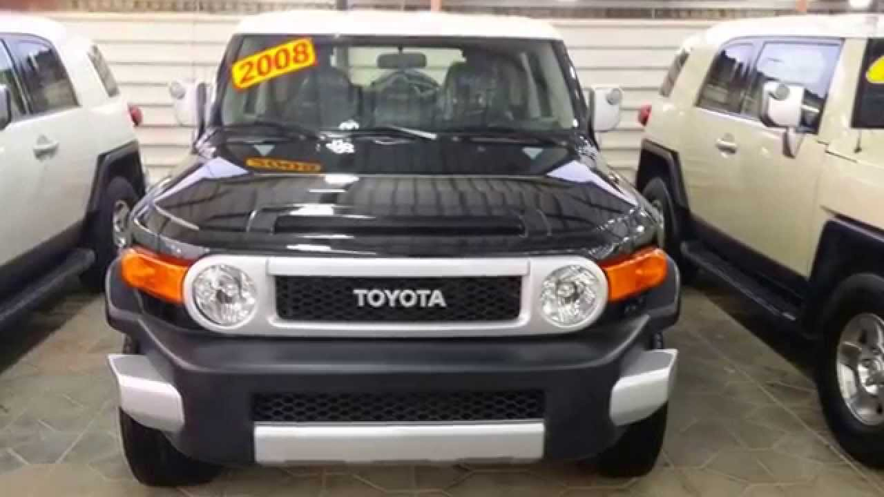 toyota fj cruiser 2008 black youtube. Black Bedroom Furniture Sets. Home Design Ideas