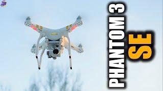 phantom 3 SE Фантом 3 знакомство и первый взлет