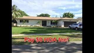home for sale plantation fl 33313 mirror lake estates mls a10120548