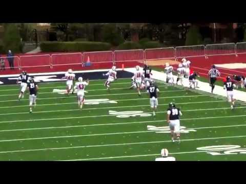 Pacific University Football vs  Linfield Hype Video