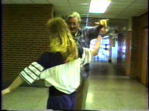 """Methacton High School """"Can't Touch This"""" Music Video - 1991"""