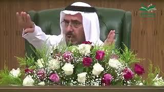 تصريح مدير جامعه شقراء  فيديو آخر لرد الطالب بكل حكمه وحنكه