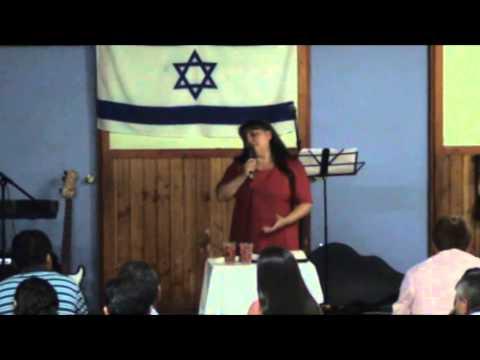 Predicación Pastora Jessica Silva CVB 02-02-16