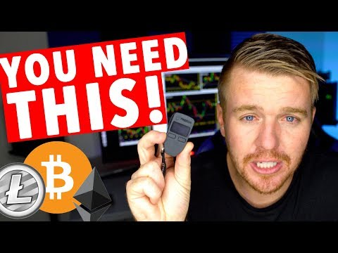 Crypto Currency Hardware Wallet??? WHAT IS THIS!