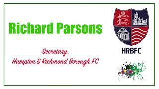 Hampton & Richmond Borough FC vs Oldham Athletic FA Cup Preview | Kingston Green Radio 87.7FM