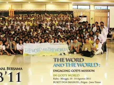 Nyatakan Terang FirmanMu - Theme Song KRB 2011 - Perkantas Jawa Timur
