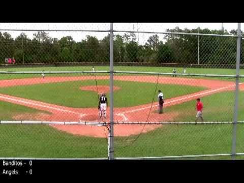Banditos Black vs Columbia Angels Blue 14U