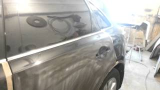 видео Ремонт, замена и покраска крыльев автомобиля в Улан-Удэ
