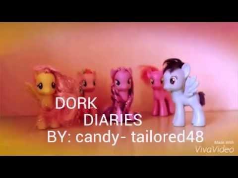 DORK DIARIES MLP VERSION TRAILER/TEASER