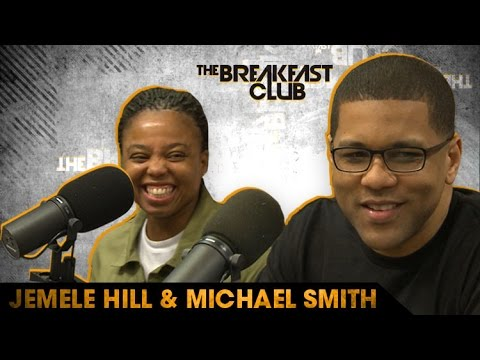 Jemele Hill & Michael Smith Talk Sports & Their Untraditional Approach to ESPN's SportsCenter