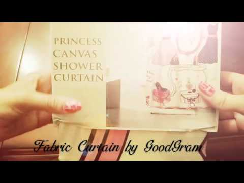 Shower Curtain by GoodGram Review