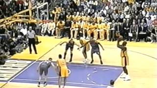 shaquille o neal greatest games 40 12 8 vs nets 2002 nba finals game 2