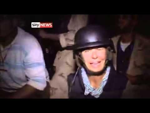 Sky News interpreter From Tripoli right now سكاي نيوز