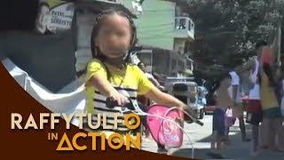 Chikiting na avid fan ng Wanted sa Radyo nagsusumbong kay Raffy Tulfo.