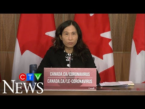 Dr. Theresa Tam: Gaining control of COVID-19 won't be quick