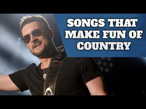 8 Songs That Make Fun of Country Music