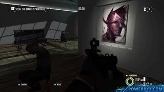 Payday 2 - Painting Yourself Into a Corner Trophy / Achievement Guide