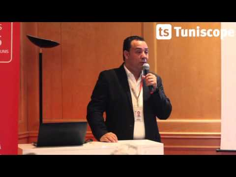 M. Ramzi Ferchichi Directeur Marketing De Huawei Tunisie Presente Le Media Club