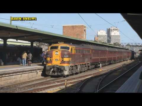 Rail Around New South Wales - July 2016: Transport Heritage Expo