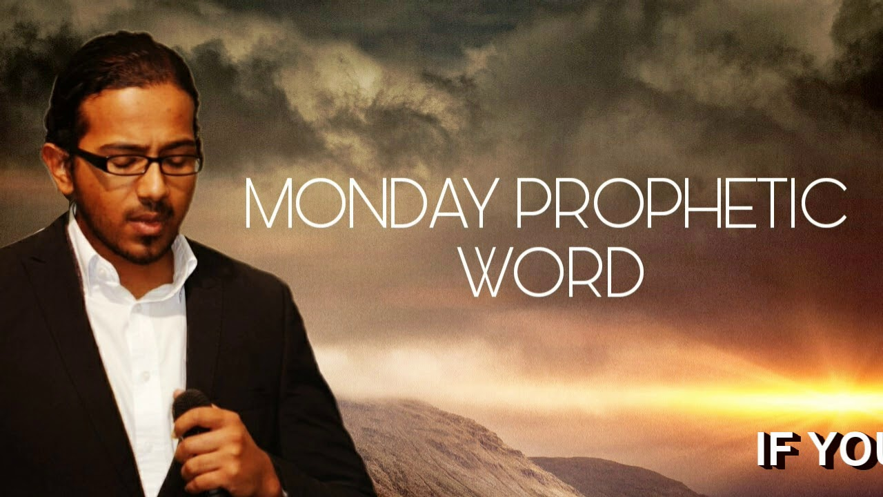 HAVE THE SURETY OF GODS BACKING, Monday Prophetic Word 25 February 2019