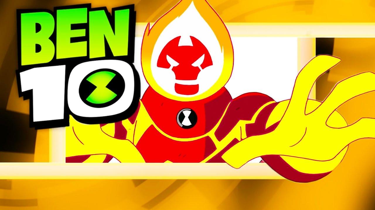 How To Draw Heatblast From Ben 10  Cartoon Network  YouTube