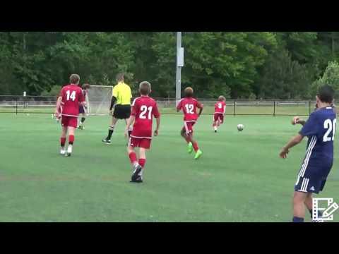 05 06 2017 Beach FC U13B Red vs Potomac FC U13B 1 2 loss