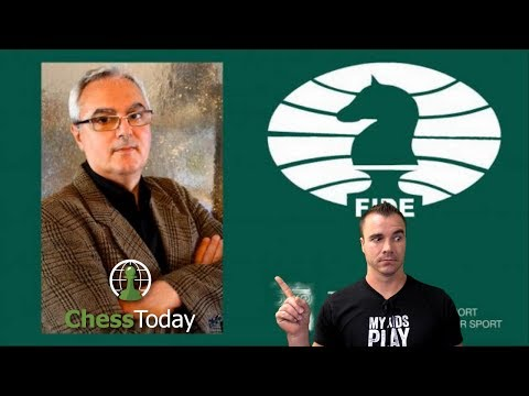 Chess Today: June 15th 2017 | Braga Sues FIDE