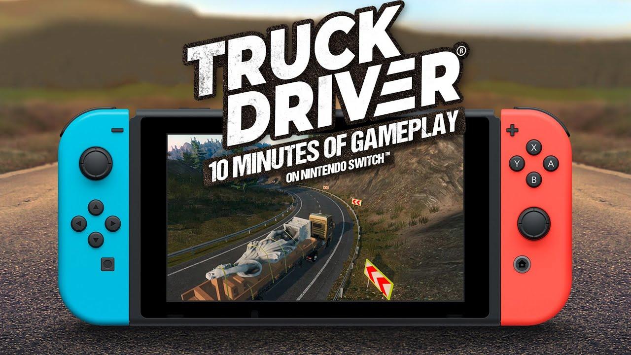 10λεπτο gameplay video από το Truck Driver