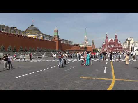 Топ 5 интересных мест Москвы