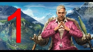 Far Cry 4 walkthrough part 1 ( first 5 min ) Far Cry 4 Gameplay Trailer