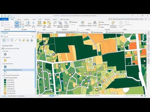 The Importance Of Integrating GIS With Land Records