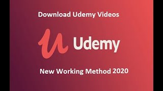 How To Download Video From Udemy on Your Computer New Method 2019 || Without Any Software