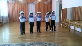 "Танец моряков ""Яблочко"""