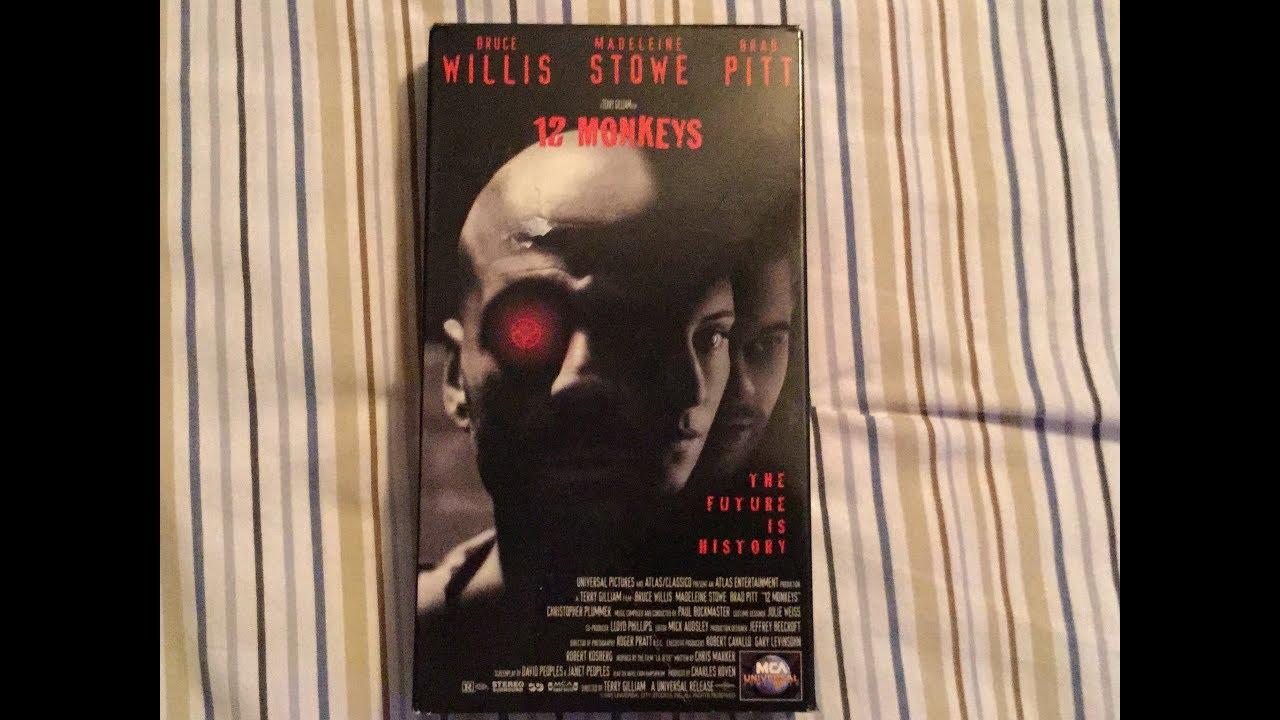 Opening To 12 Monkeys 1996 Demo Vhs Mca Universal Youtube