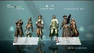 Assassin's Creed 4 Multiplayer - Frantic Mode (E3 AC4 Black Flag Gameplay)