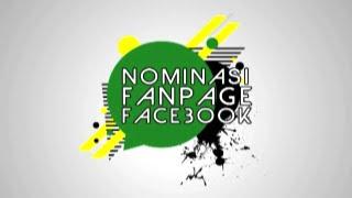 Nominasi Fanpage Facebook I Socmed Awards 2016
