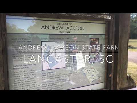 Andrew Jackson State Park Sights 'n' Sounds.