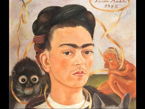 As obras de frida kahlo no brasil e aqui no espa o mix for Cuartos decorados de frida kahlo