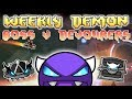 DID I BEAT BLOODBATH?! - (Weekly Demon #73) Geometry Dash 2.11 - Boss V Devourers - By Xender Game