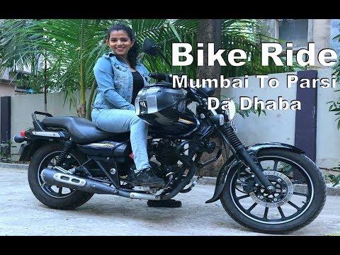 MotoVlog: Mumbai To Parsi Da Dhaba Breakfast Ride