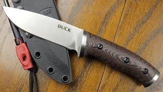Buck Selkirk - Knife Unboxing