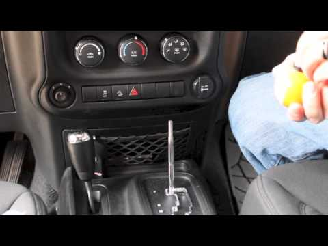 2013 Orange Crush Jk Shift Knob Replacement Youtube