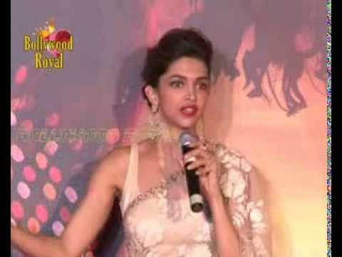 Deepika Padukone & Ranveer Singh at trailer launch of 'Ram Leela' 2 Travel Video